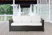 Luxury Sofa schwarz