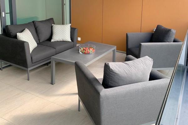 Galaxy Sunbrella Lounge Set