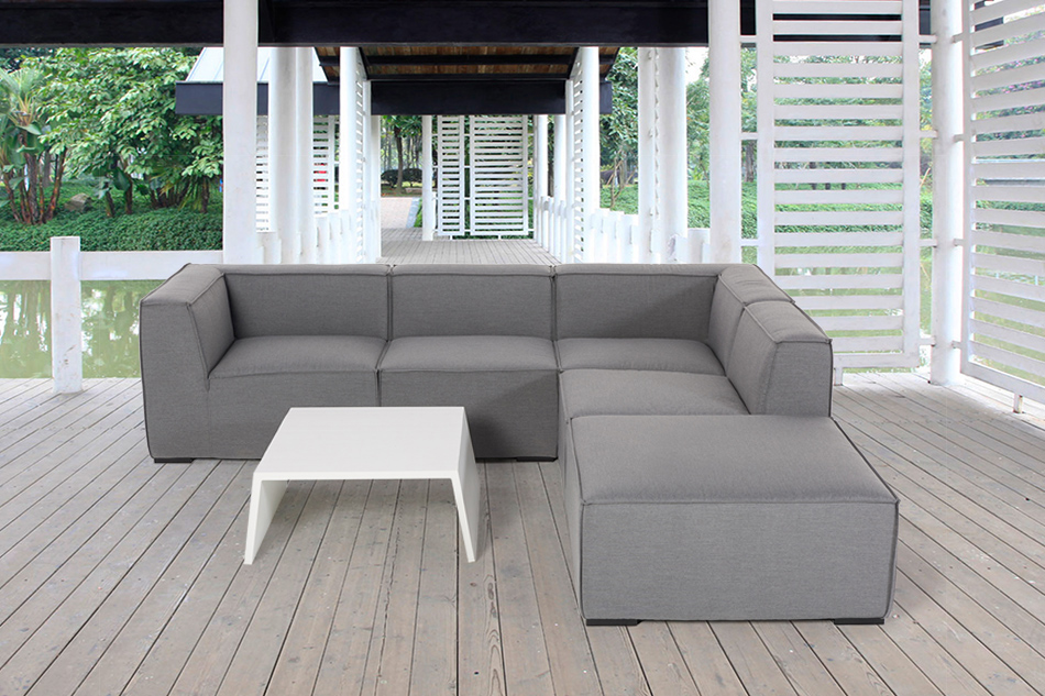 Agnes Outdoor Lounge Grey Kaufen Viplounge