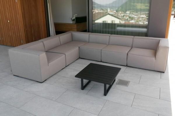 Bormeo Outdoor Lounge sandbraun