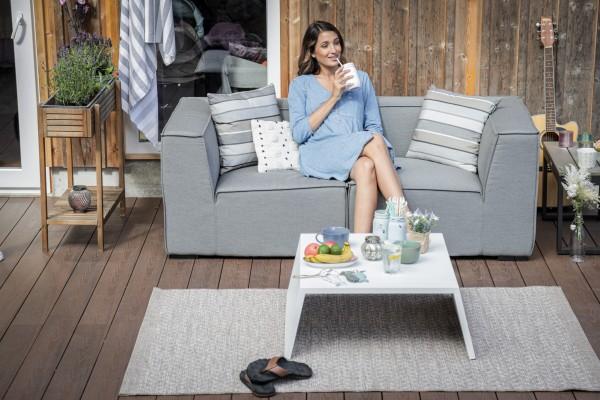 Hanna Outdoor Lounge grau