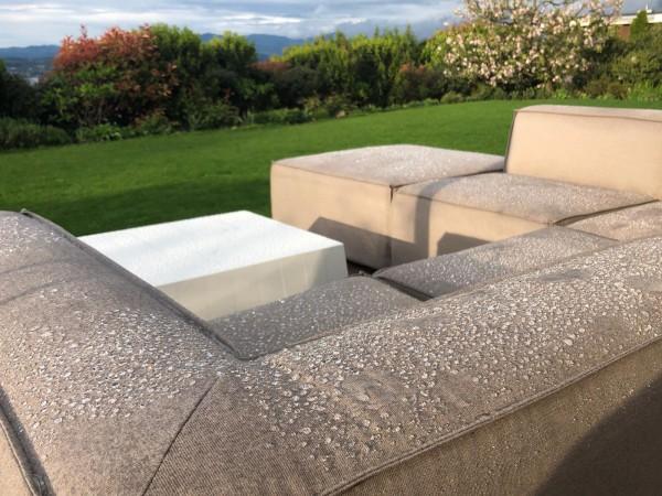 Eline Outdoor Lounge sandbraun