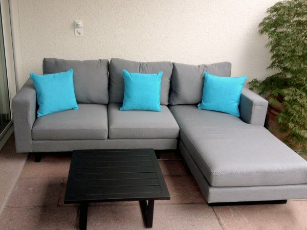 Thomson Outdoor Lounge grau