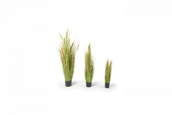 Aeren Strauch Kunstpflanzen 3er Set