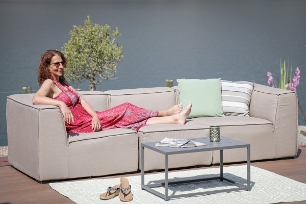 Barbarella Outdoor Lounge sandbraun