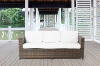 Luxury Sofa braun