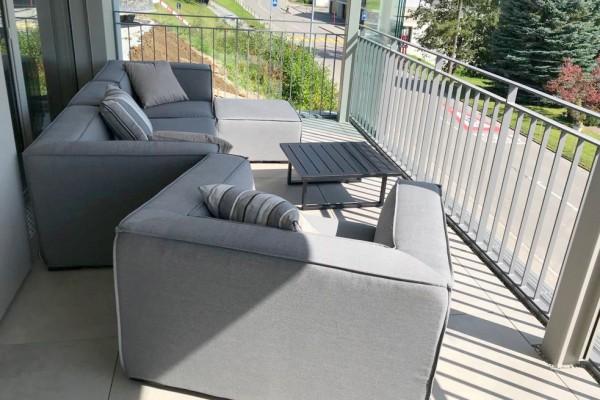 Adriane Outdoor Möbel grau