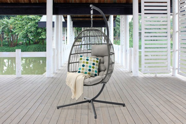 Jardineero Hanging Chair Rope Style