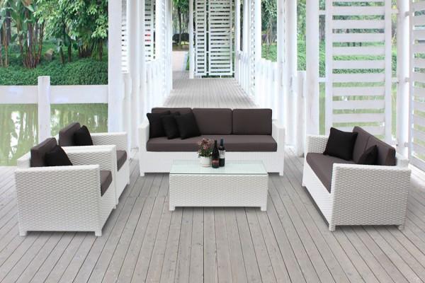 Westham Sofa Set weiss
