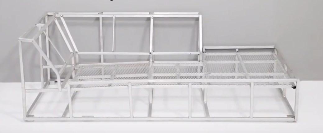 Aluminium-Rahmen-Outdoor-Lounge-mit-K-fig-Bauweise