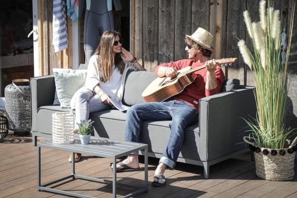 Freeride Outdoor Sofa anthrazit