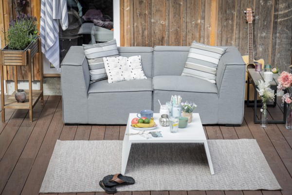 Hanna Outdoor Lounge grau