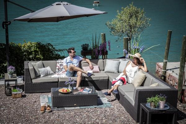 SALE Bermuda Lounge braun